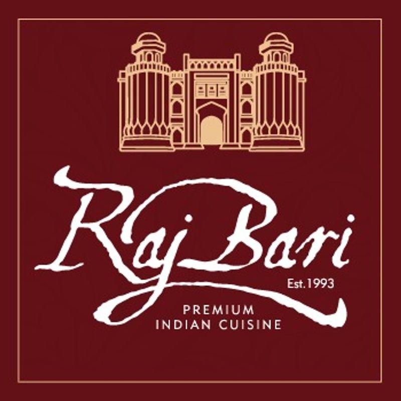 Raj Bari restaurant website