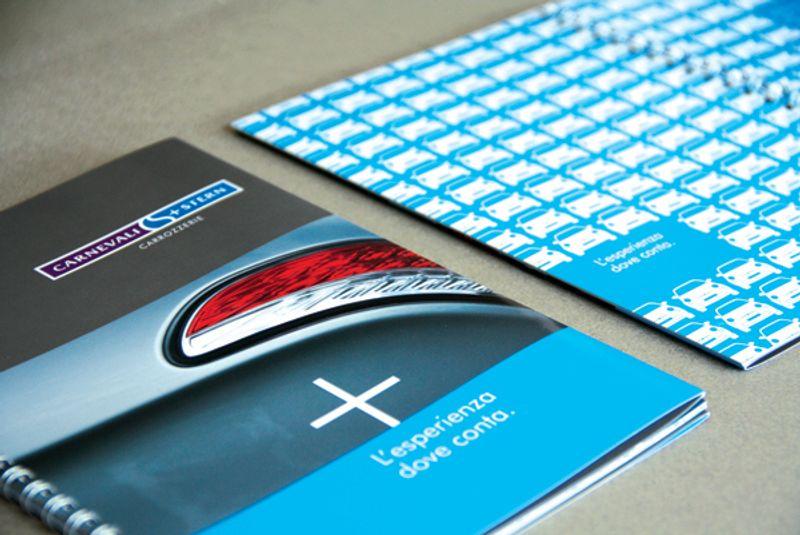 Identity/brand for auto repair company