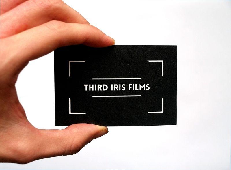 Third Iris Films Branding