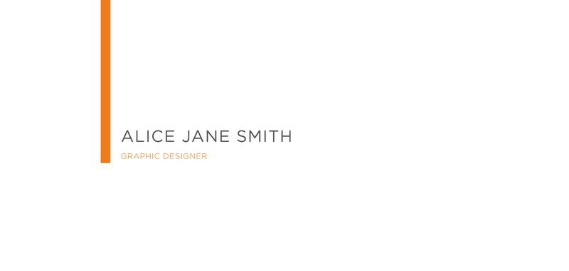 Alice Jane Smith Portfolio