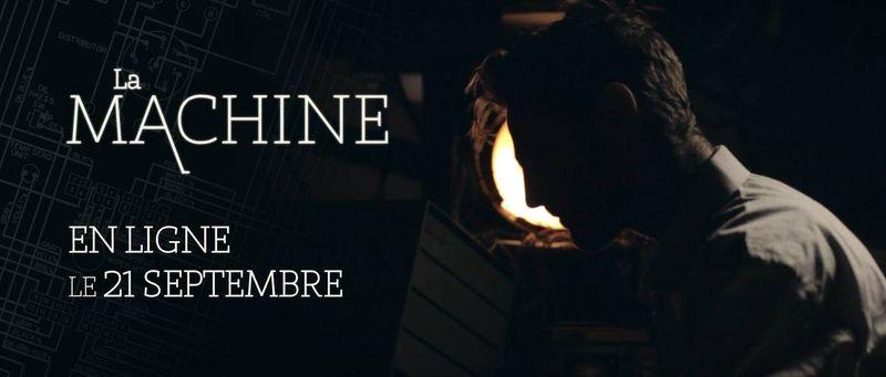 Short-film La Machine