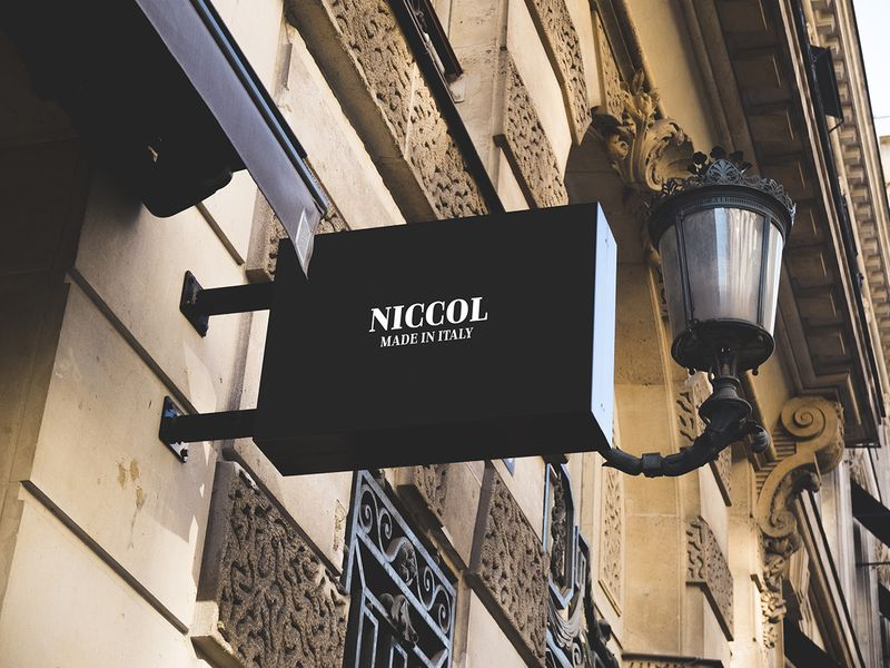 NICCOL - Logo Design & Mock Up Creation