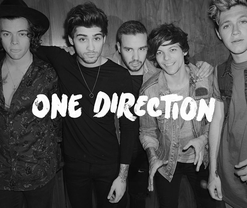 One Direction website