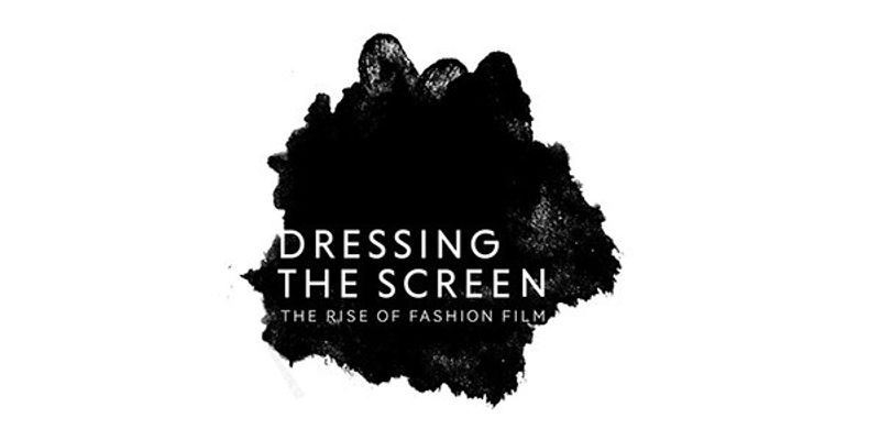 Dressing The Screen Exhibition Logo