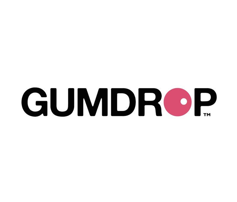 Gumdrop: Logo design