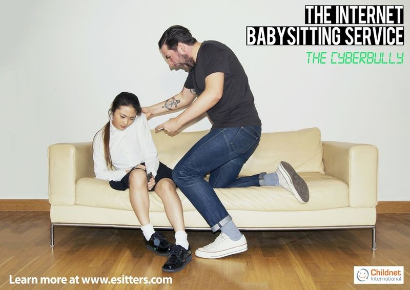 The Internet Baby-sitting service