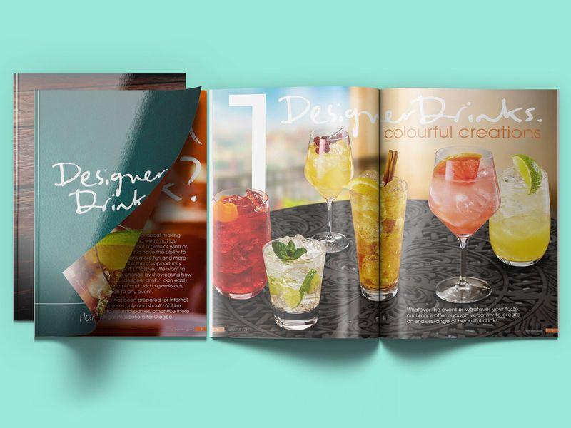 Diageo Designer Drinks