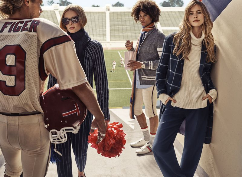 Tommy Hilfiger FW15 campaign