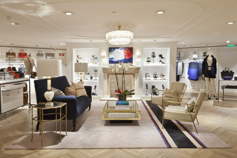 Tommy Hilfiger Store Interiors