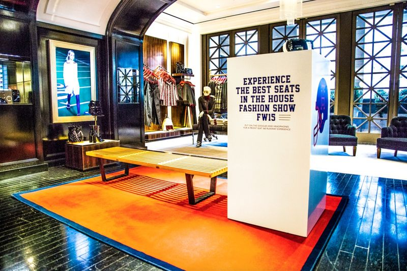 Tommy Hilfiger 5th Avenue Store