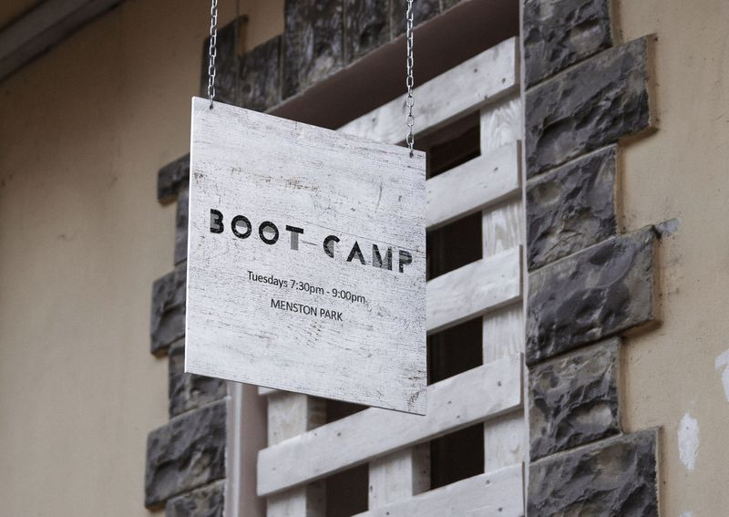 Bootcamp - Typography & Animation