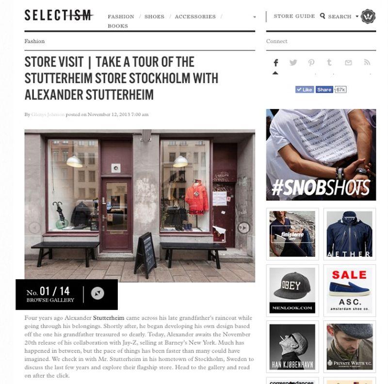 Selectism / Titel Media