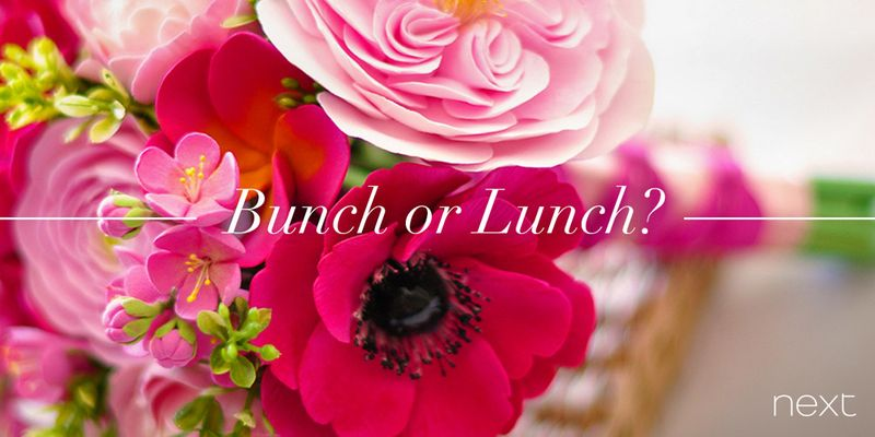 Bunch Or Lunch?