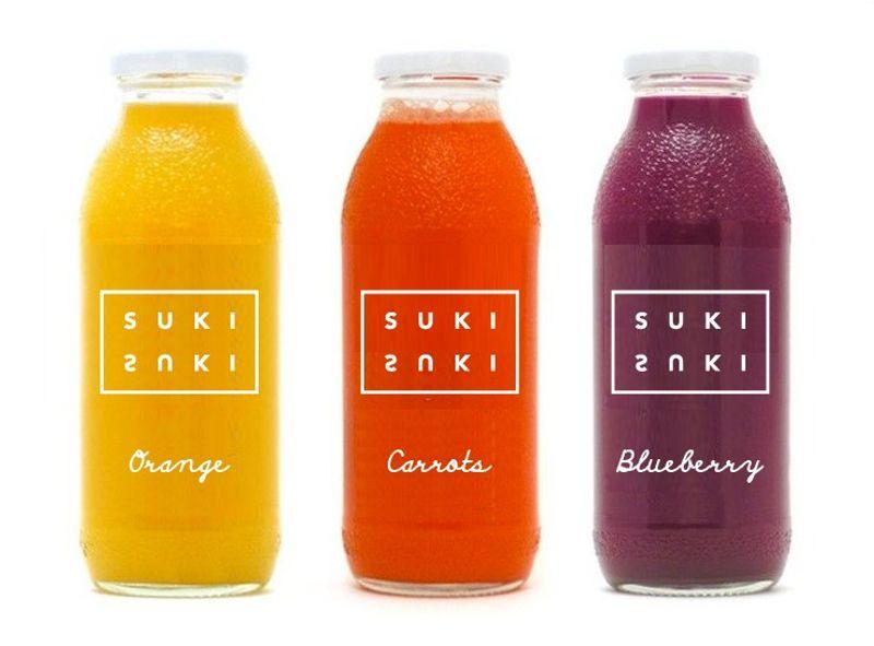 Suki Suki Brand Identity