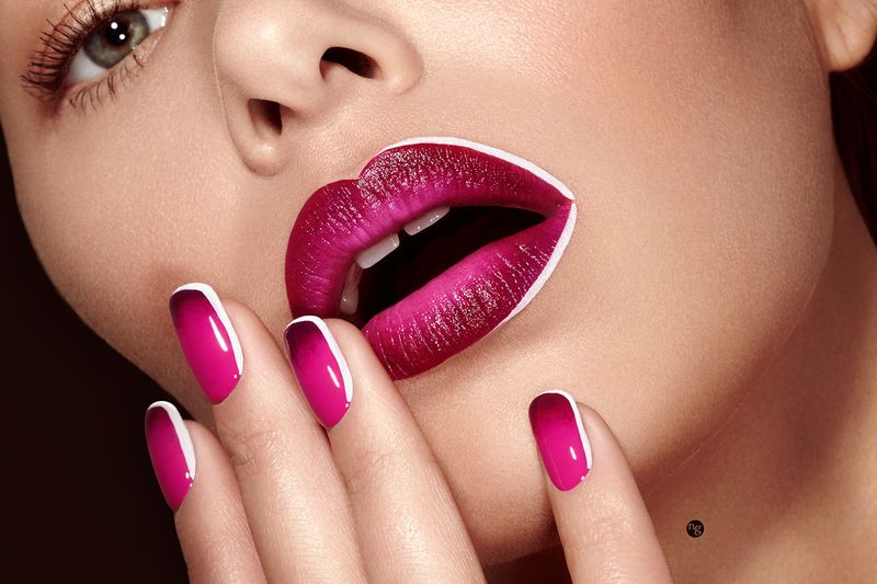 Beauty - Lips and Nails