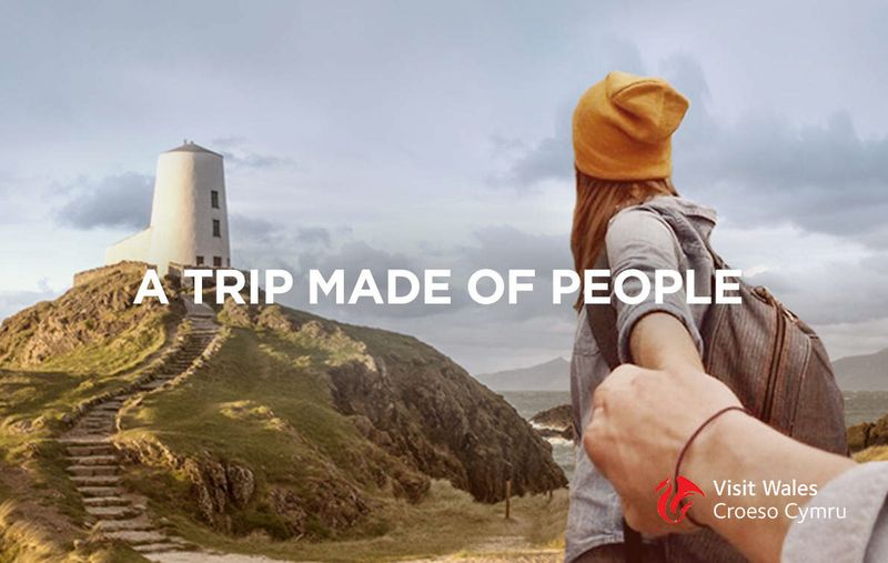 Visit Wales - A trip made of people