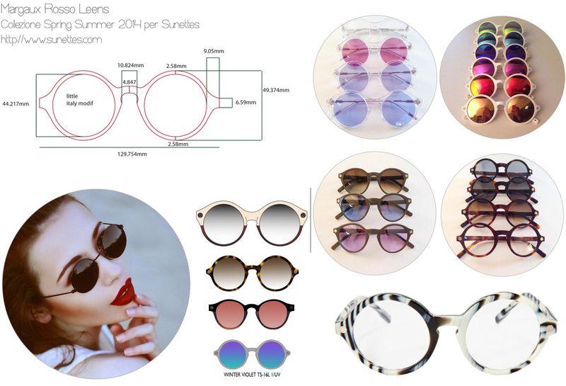 eyeswear for Sunettes SS14