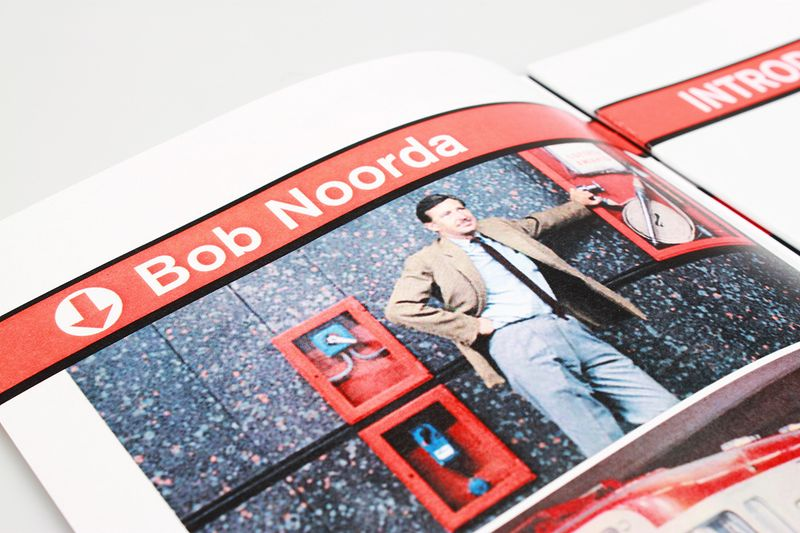 Bob Noorda - La Metropolitana Milanese