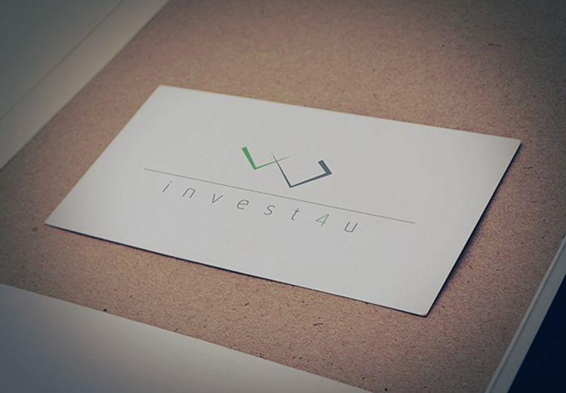 Invest 4 U Logo Proposals