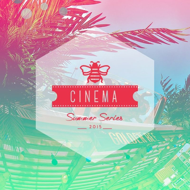 Golden Bee - Summer Rooftop Cinema