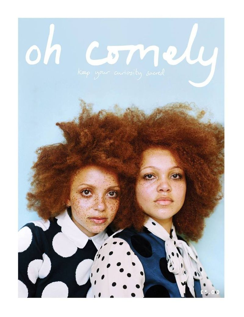 The Wheels Issue for Oh Comely