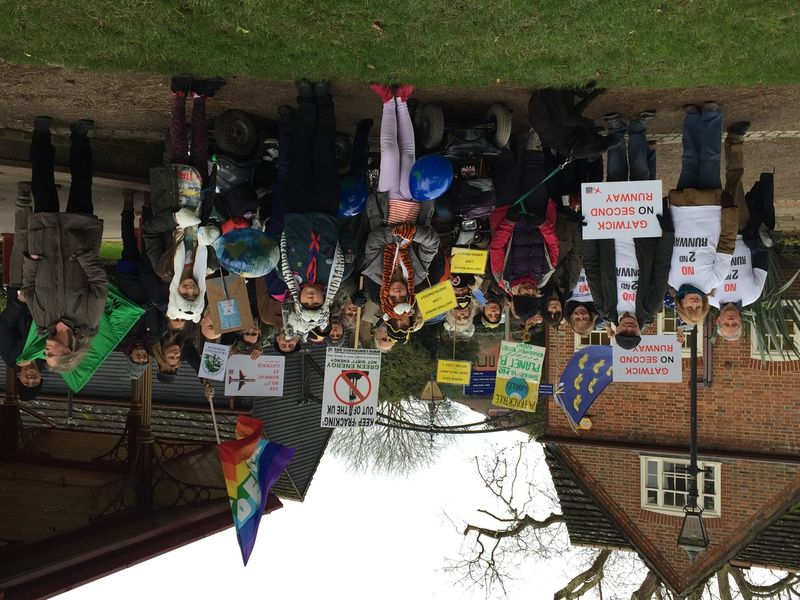 Video: Horsham Climate March