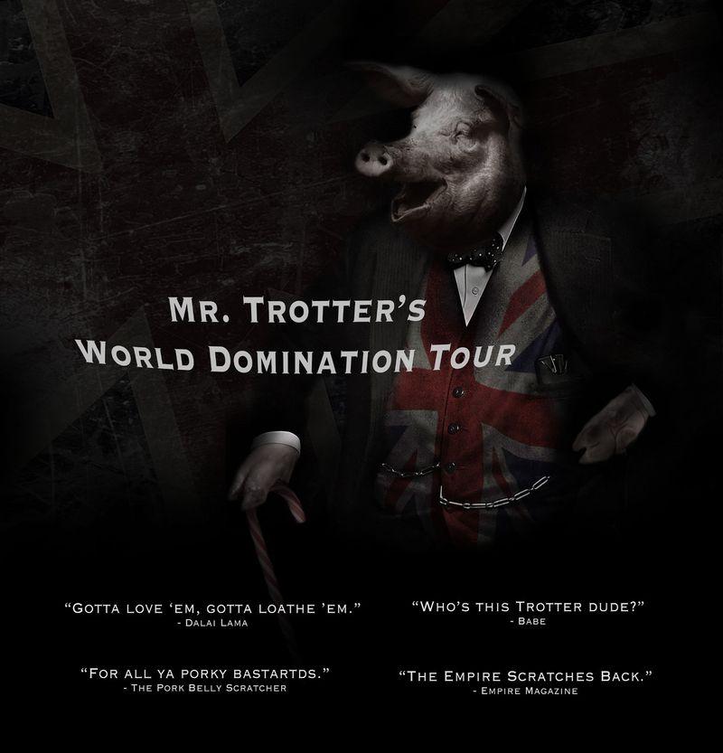 Mr. Trotter's