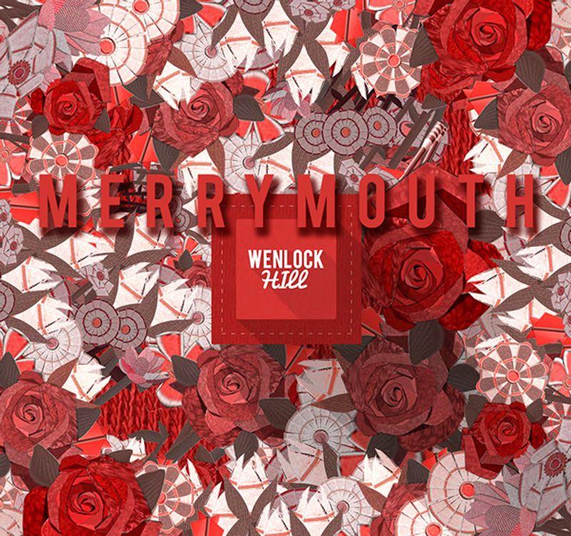Wenlock Hill cover design