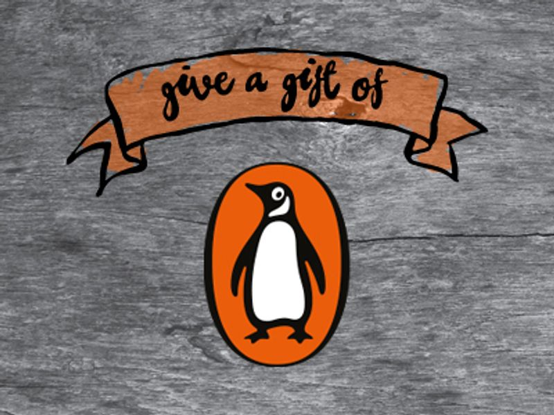 Give a Gift of Penguin book
