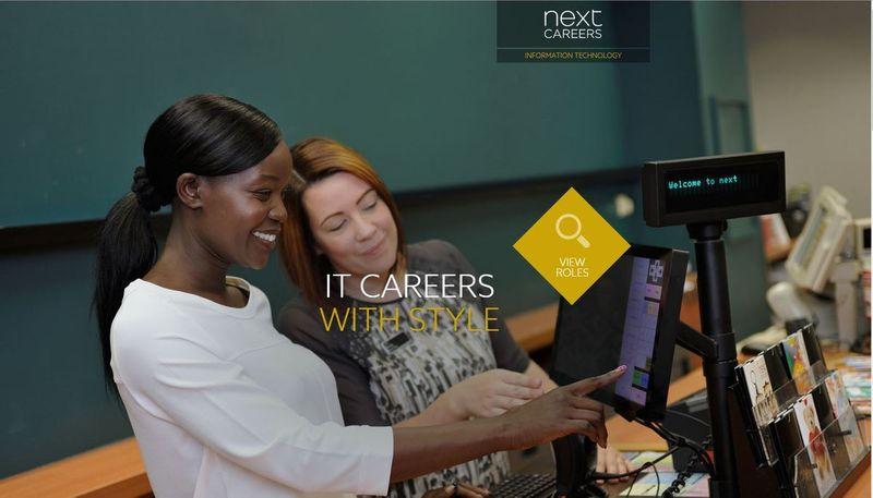 Next IT recruitment website