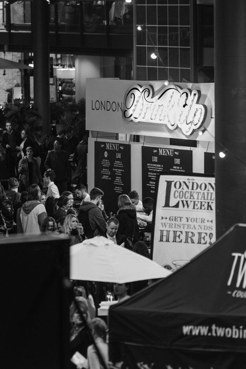 London Cocktail Week 2015:Cocktail Village