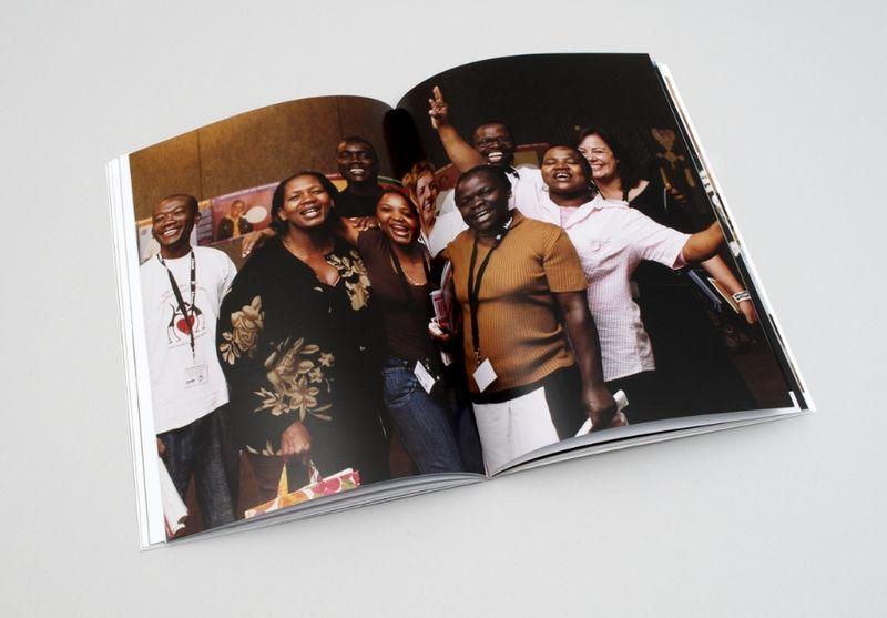 WOLFGANG TILLMANS — Book Design
