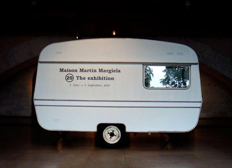 MAISON MARTIN MARGIELA — Exhibition Graphics, Print