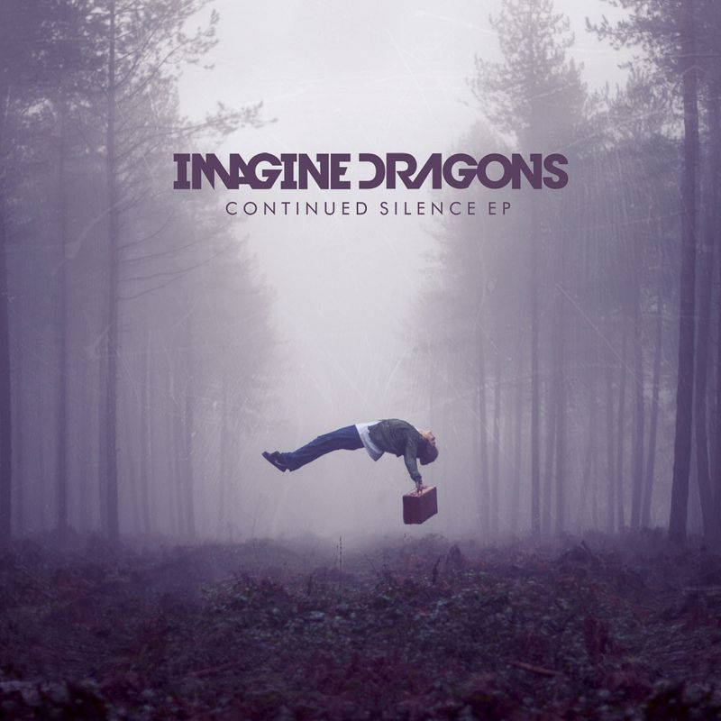 Imagine Dragons EP cover