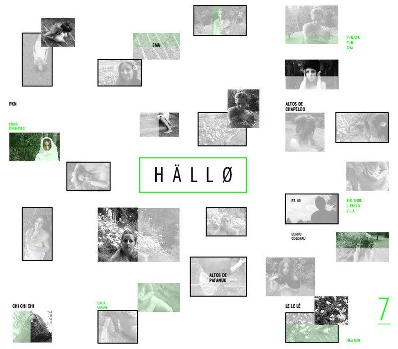 HÄLLØ | Wanderlust