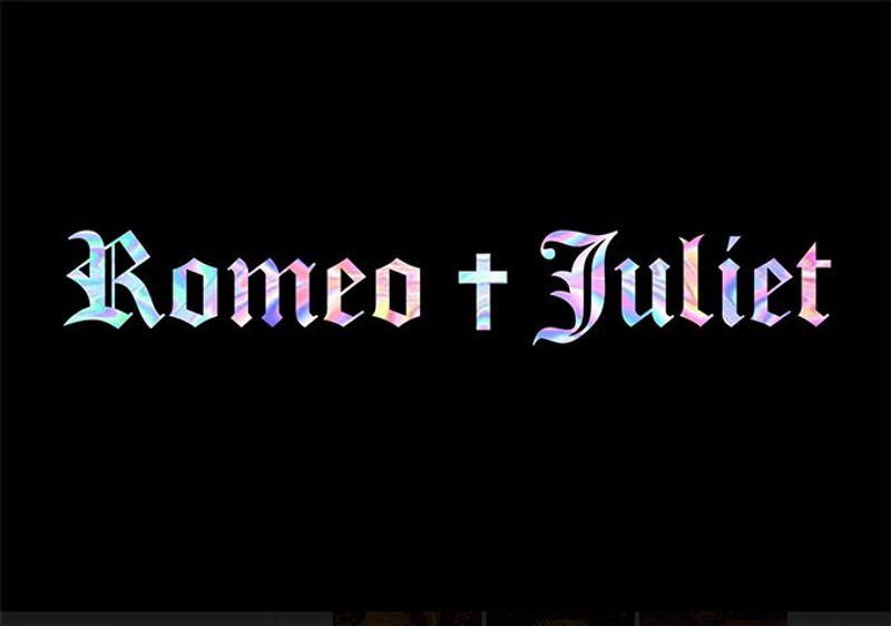Romeo + Juliet titles
