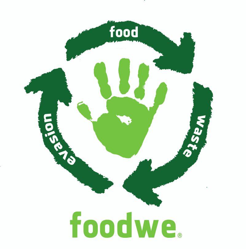 Foodwe NGO Logo Design