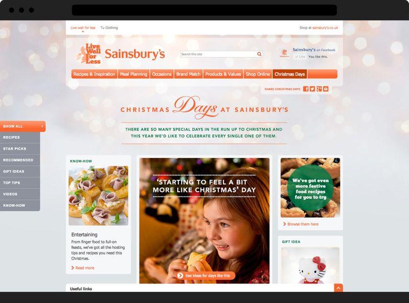 Sainsburys Christmas