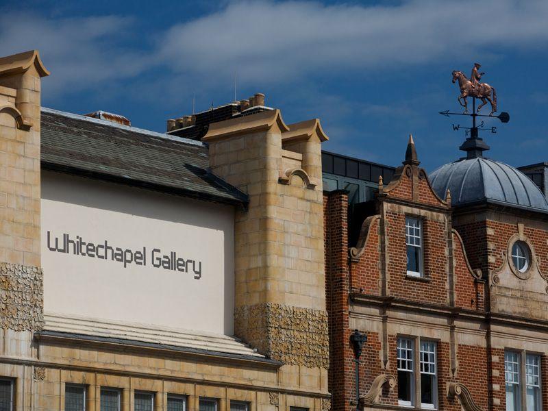 Whitechapel Gallery - Visual Identity