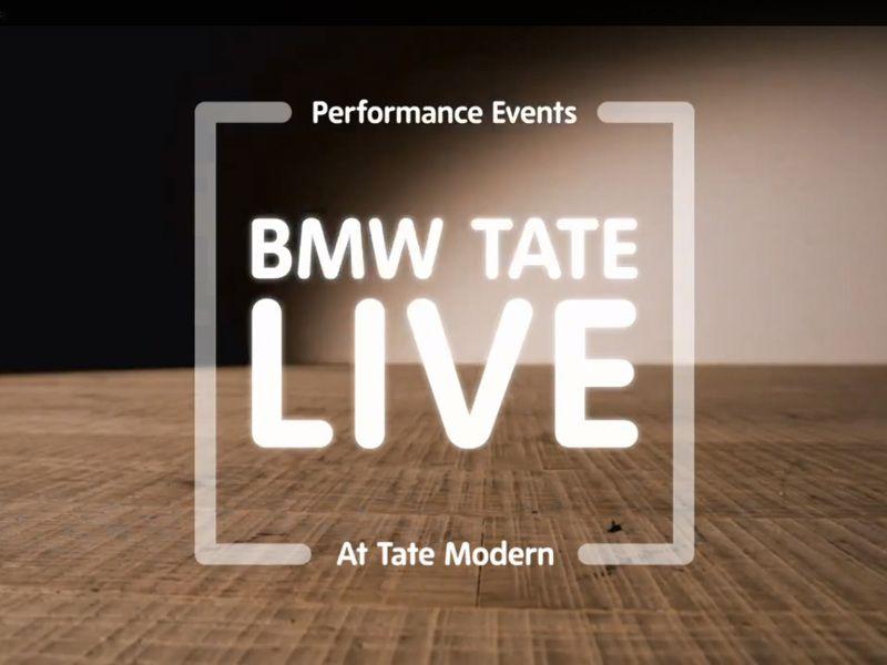 BMW Tate Live