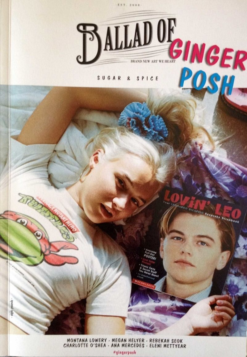 Ballad Of Magazine content