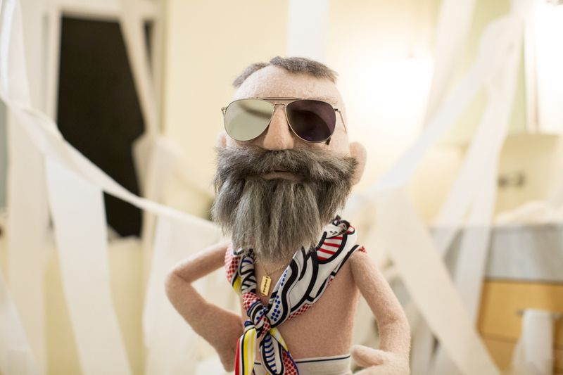 Mercedes-Benz Fashion Creatives ft. Michel Gaubert and Petit Michel