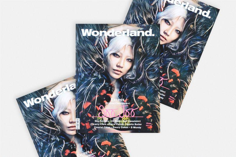 Wonderland Magazine