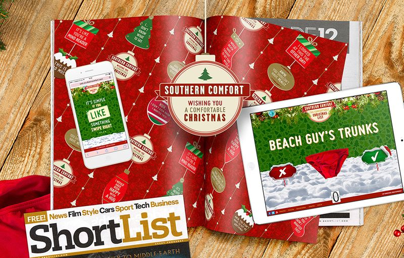 Southern Comfort: a more comfortable Christmas