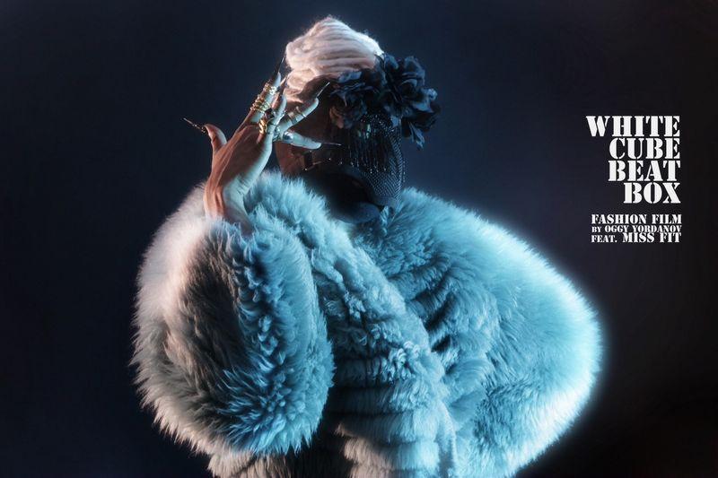 White Cube Beatbox ( Fashion Film for Show Studio)