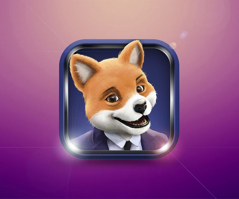 Entertainment App Icon