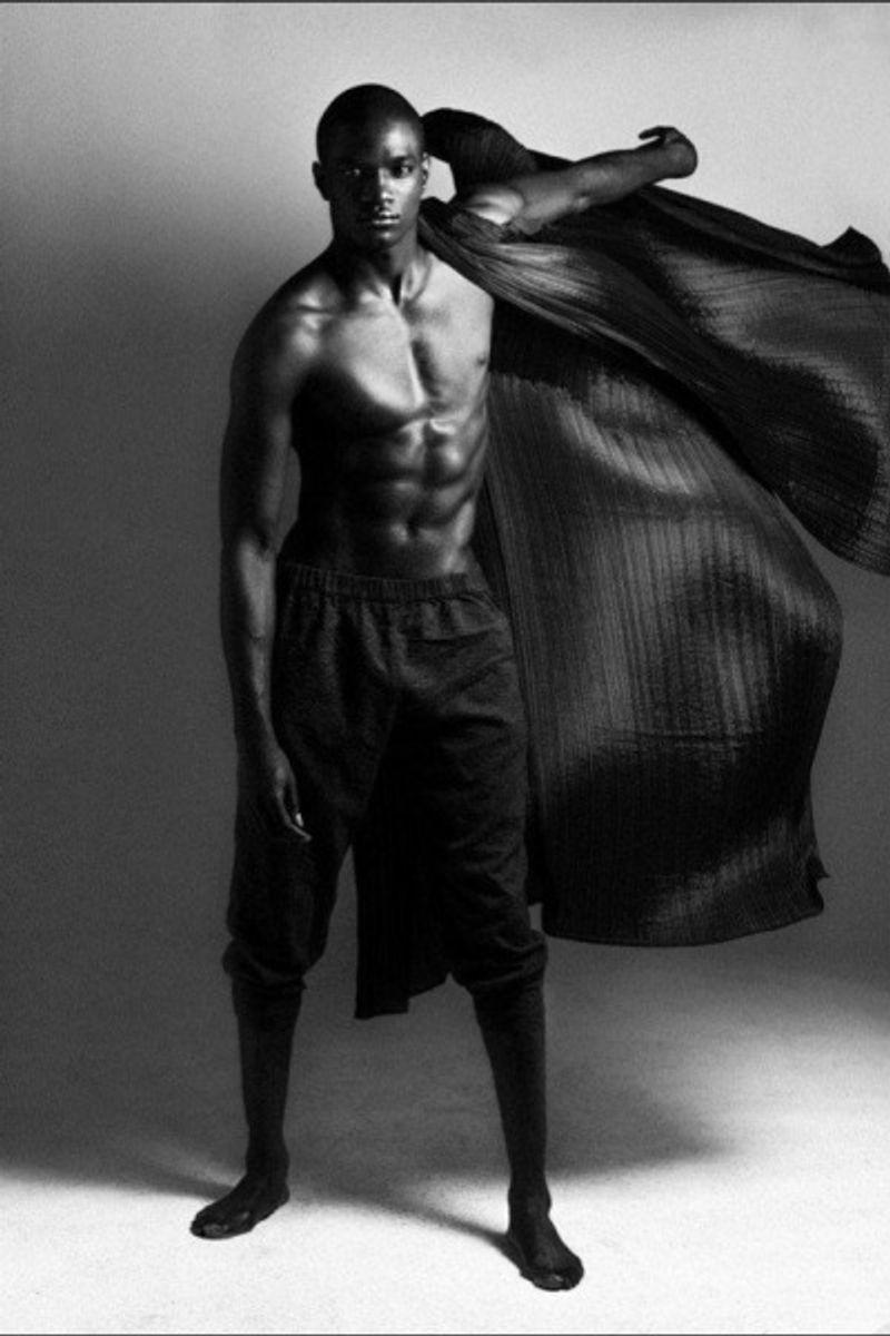 Shoot for Madonna's Choreographer / Dancer