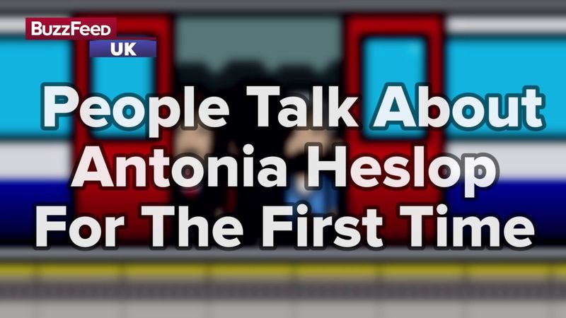 People Talk About Antonia For The First Time