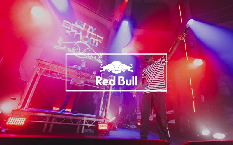 Red Bull : Future Underground