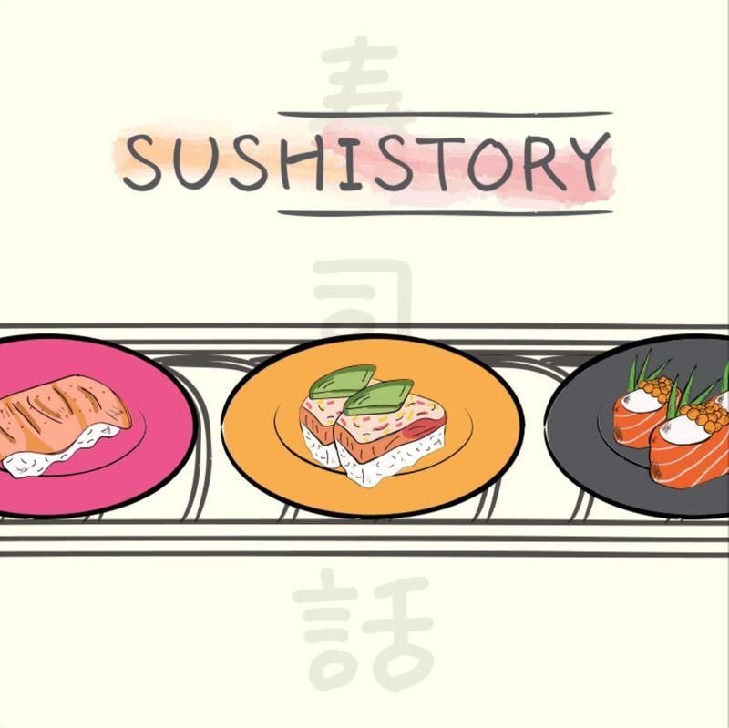 Sushistory - Timeline